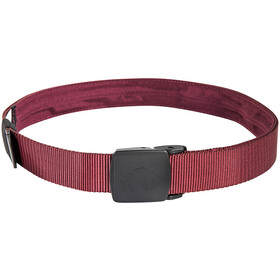 Tatonka Travel Pas biodrowy 30mm, bordeaux red